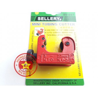 Mini Tubing Cutter 88-887 Sellery